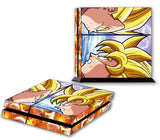PS4 Skin Dragon Ball Z Son Goku Decal Stickers For Console & 2 Controllers
