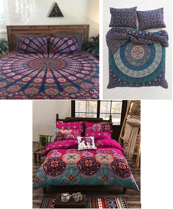 Black Friday/Cyber Monday Boho Bundle #5 - Extra 10% off 3 items (Bohemian Bedding) - Free Shipping