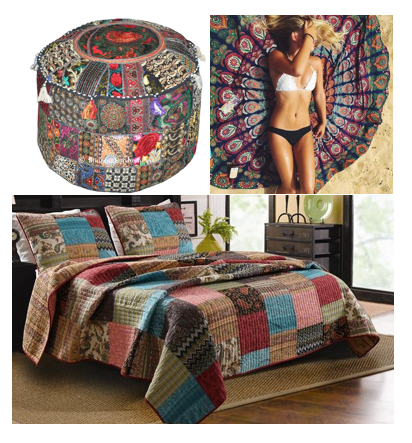 Black Friday/Cyber Monday Boho Bundle #3 - Extra 10% off 3 items - Free Shipping