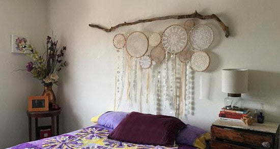 45 Quot Vintage Bohemian Dream Catcher Wall Hanging Boho