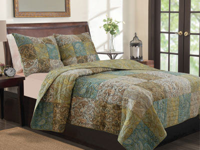 Bohemian Quilt Bed Sets eRummagers
