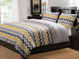 Vida Duvet Cover Full/Queen/King Size 3 Piece Set - Free Shipping