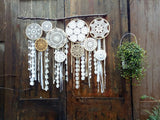 "45"" Dreamy Style Bohemian Indian Wall Hanging Boho Wedding Dream Catcher"