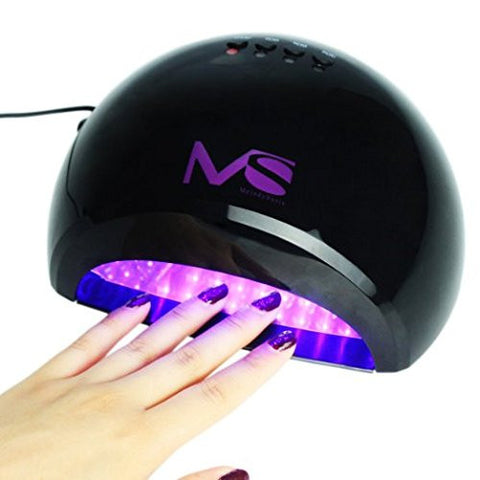 12W LED Nail Dryer - Nail Lamp Curing LED Gel & Gelish Nail Polish,Professional
