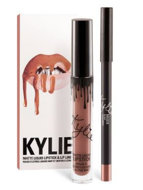 Kylie Matte Lip Kit Makeup Lipstick Lip Liner Liquid Lippy Gloss (Colors 5 - 8) - Free Shipping