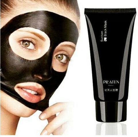 Black Charcoal Peel Off Deep Cleansing Purifying Blackhead Remover Spa Face Mask