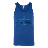 2016 NCAA Villanova Wildcats Division 1 Champions - Canvas Unisex Tank Double Sided- Free Shipping