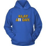 Klay Thompson Hoodie - Golden State Warriors - Klay A11 Day - Unisex Hoodie - Free Shipping