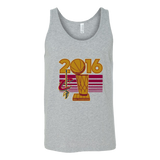 Cleveland Cavaliers 2016 NBA Champions - NBA Finals Trophy - Canvas Unisex Tank - Free Shipping