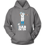 Carolina Panthers - Cam Newton - Dab On Em - Hoodie