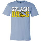 Golden State Warriors Splash Bros - Canvas Mens Shirt - Free Shipping