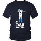 Carolina Panthers - Cam Newton - Dab On Em - District Unisex Shirt
