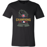 2016 World Series Champions Chicago Cubs MLB Cubs World Series Champions Game Men's Shirt - Free Shipping