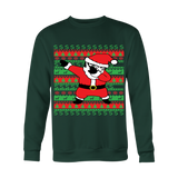 Dabbing Santa Ugly Christmas Sweater - Unisex