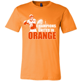 Denver Broncos SuperBowl 50 Championship Collection v4 - Canvas Mens Shirt  - Free Shipping