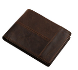 Men's Genuine Leather Wallet Multi-function - Black Friday Cyber Monday - Free Shipping