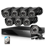 Zmodo Full 1080p HD Security System w/ Hard Drive - Black Friday Cyber Monday - Free Shipping