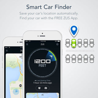 Smart Car Charger With Car Finder App Black Friday Cyber Monday
