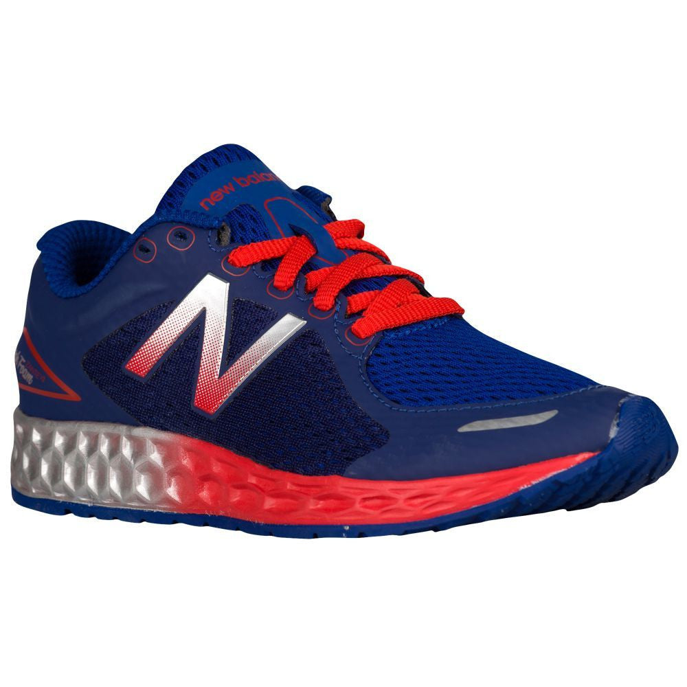 New Balance KJZNTBOY Youth ~FRESH FOAM ZANTE RUNNING~ Blue/Orange ~V2