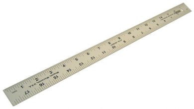 Aluminum Ruler 18 Inch Cork Back