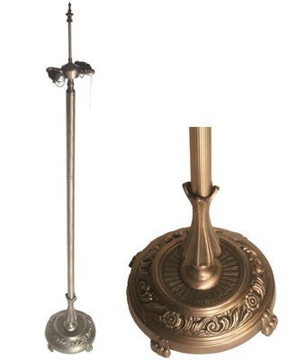 Lamps tagged quotfloor lampsquot the avenue stained glass for 3 way thick base floor lamp antique bronze