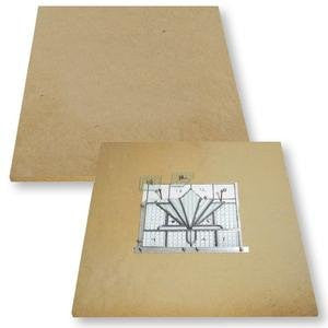 "16"" X 24"" Homasote Board - 2 Pack"