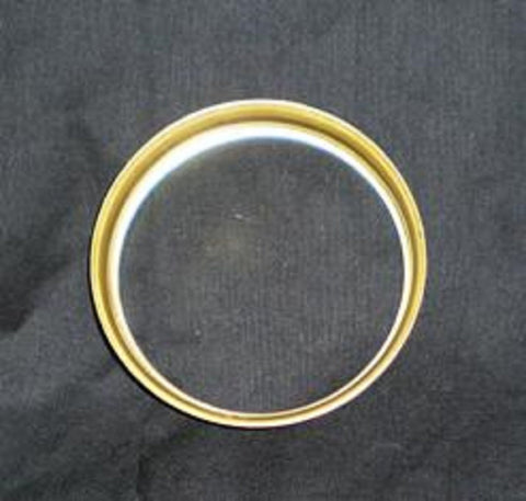 3 1/4 Inch Brass Fitter Ring - Lamp Supplies