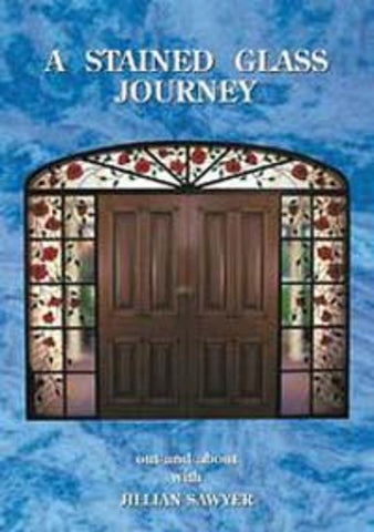 A Stained Glass Journey: Out and About with Jillian Sawyer