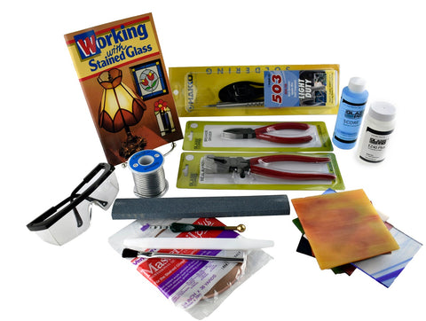 Brand New - Beginners Stained Glass Kit