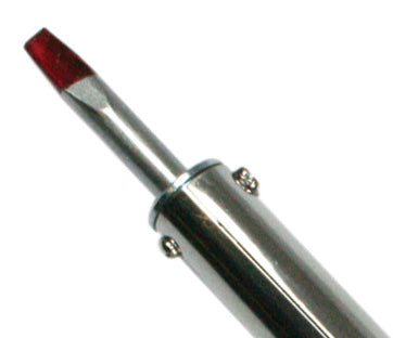 1/4 inch Leponitt 100 Watt Soldering Iron Tip Replacement #21185RT