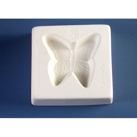 Butterfly Fritter Ceramic Mold for Fusing Glass
