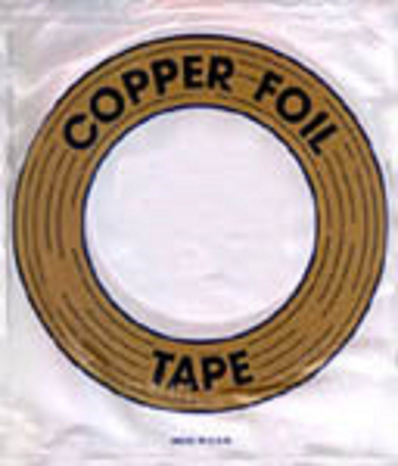 NEW 3 Rolls Venture Copper Tape 3//16 Stained Glass Foil