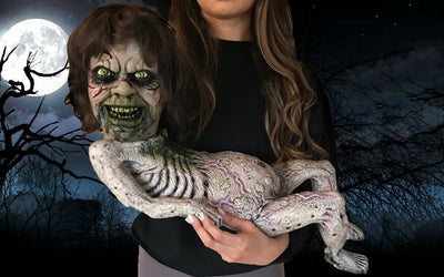 Featured Halloween Props - Baby Puppets