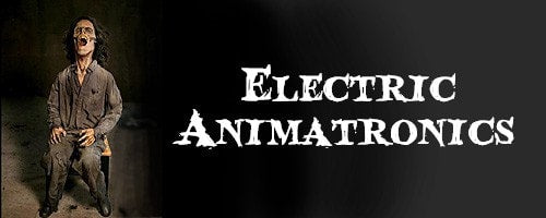 Electric Halloween Animatronics