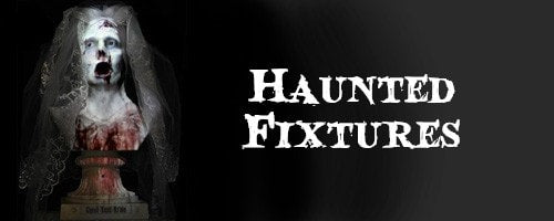 Haunted Fixtures Halloween Animatronics