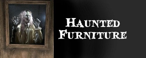 Haunted Furniture Halloween Animatronics