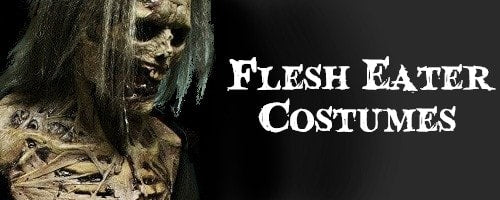 Flesh Eater Halloween Costumes