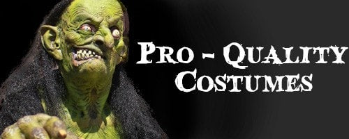 Pro Quality Halloween Costumes