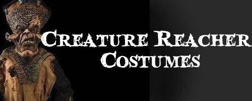Creature Reacher Halloween Costumes