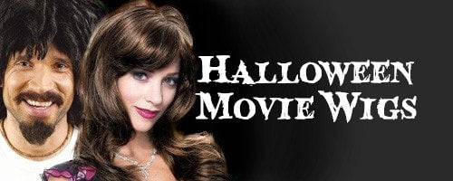 Halloween & Movie Wigs