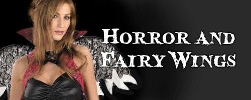 Horror & Fairy Wings