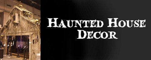 Haunted House Decor & Supplies Halloween Decorations