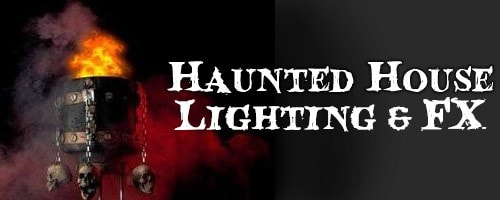 Haunted House Lighting & Effects