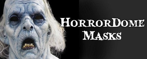 Horror Dome Signature Halloween Masks