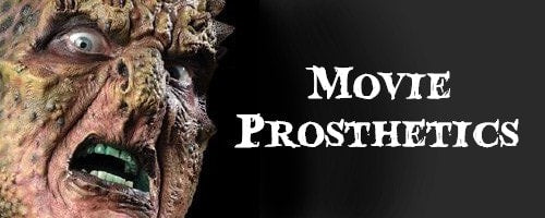 Halloween Movie Prosthetics