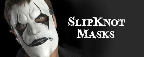 Slipknot Halloween Masks