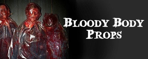 Pro-Quality Halloween Props - Exclusive Scary Haunted House Props ...
