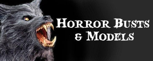 Horror Busts & Models