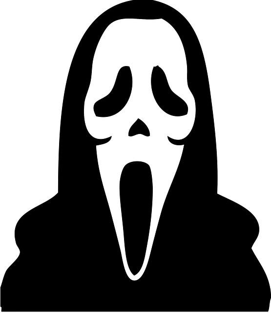 Scream - Ghostface Mask