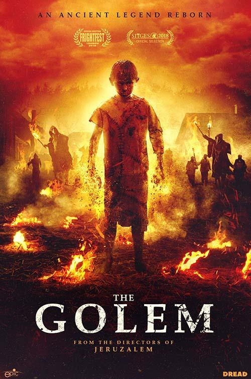 The Golem Horror Movie